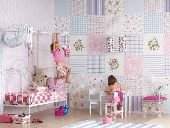 Girls Room Patchwork
