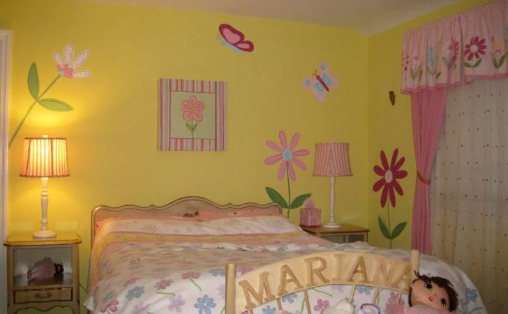 Girls Room Wall Murals Hot