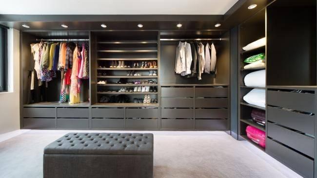 Giuliana Rancic Luxurious Custom Made Walk Wardrobe More