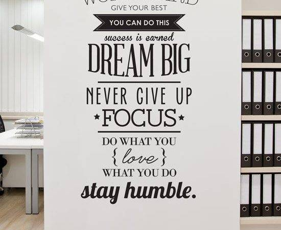 Giveaway Urban Wall Decals Thoughts Quotes Pinterest
