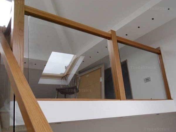 Glass Balustrade Panels Design Order Toughened Stair