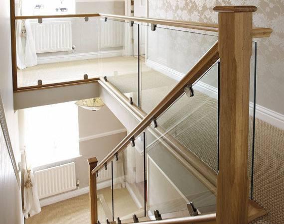 Glass Balustrades Modern Oxfordshire London