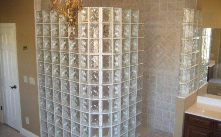 Glass Blocks Showers Houston Texas Doorless Wedi