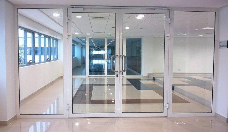 Glass Door Office Wall Making Dhaka