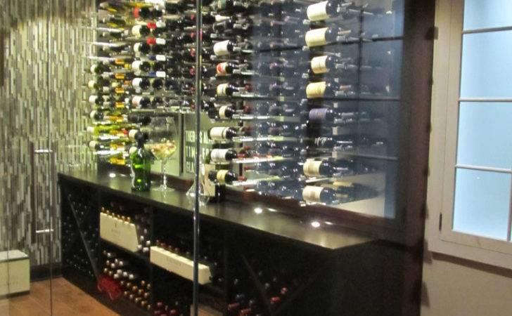 Glass Enclosed Wine Cellars Genuwine