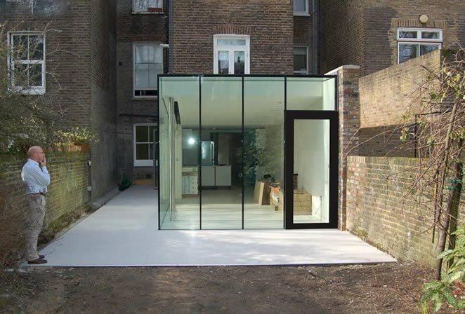 Glass Extension Ideas Google West London
