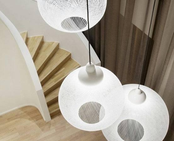 Glass Fibre Pendant Lamp Non Random Moooi Design Bertjan Pot