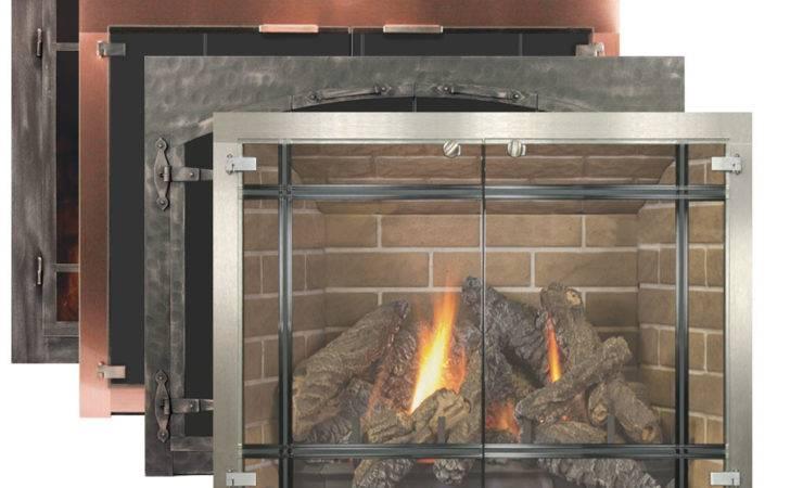 Glass Fireplace Doors Stoll Inc