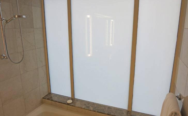 Glass Flip Light Switch Wall Turns Opaque
