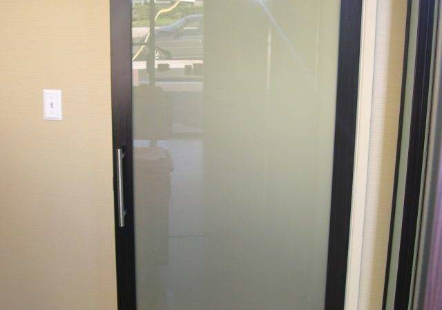 Glass Frosted Door Office Design Advice Your Home