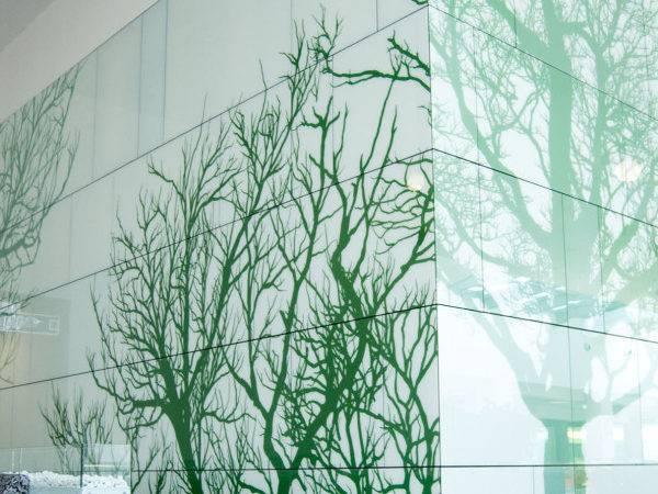Glass Interiordesign