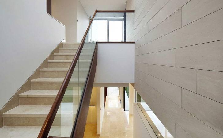 Glass Panels Railing Stair Hardware
