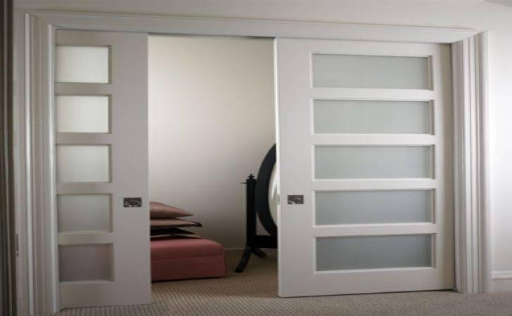 Glass Pocket Doors Roll Interior Designs Mytechref