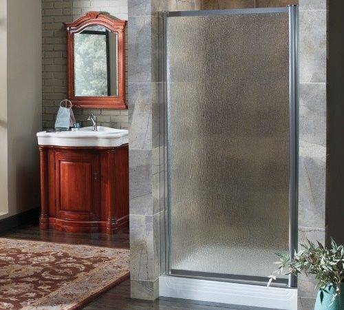 Glass Rain Shower Door Bathtub Doors