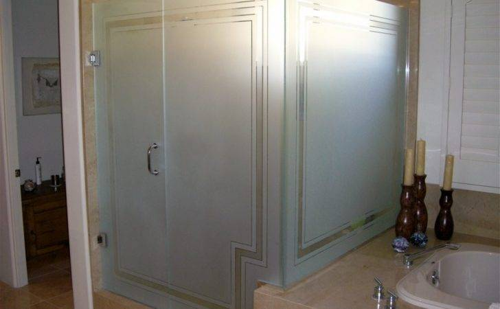 Glass Shower Doors Sans Soucie Art