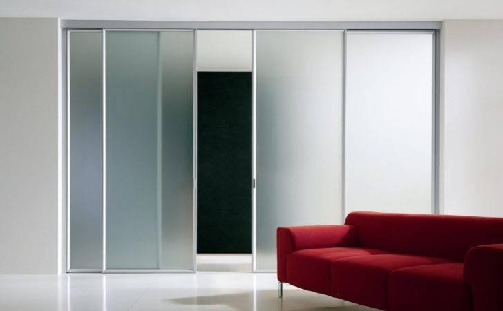 Glass Sliding Wall Panels System