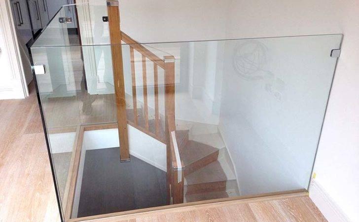 Glass Stair Balustrades Balcony Frameless