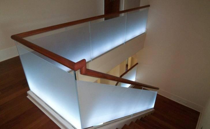 Glass Stair Railing Staircase Design Modern Staircases Railings