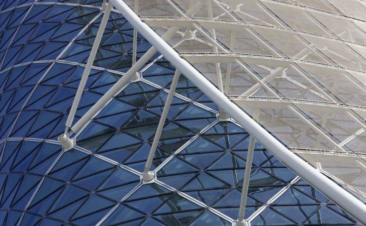 Glass Structure Project Type Form Structures Client Abu Dhabi