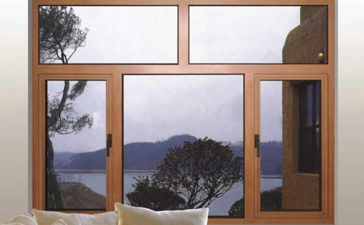 Glass Window Door Design Interior Ideas