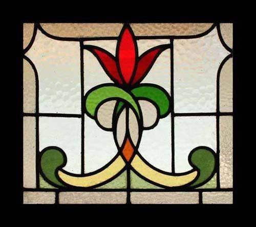 Glass Windows Stained Door Beveled Doors Art Nouveau