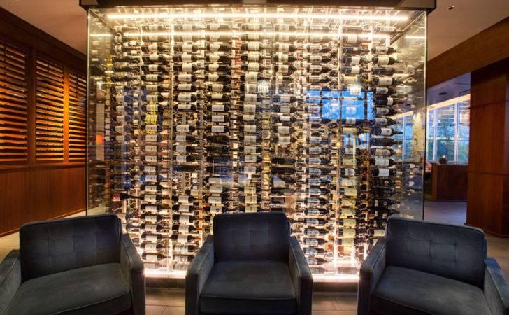 Glass Wine Cellars Growing Popularity Building