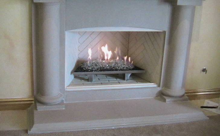 Glass Your Fireplace More Custom