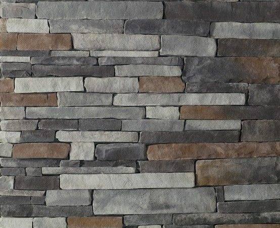 Glen Gery Landmark Stone Chisel Gray Stackstone Color Profile