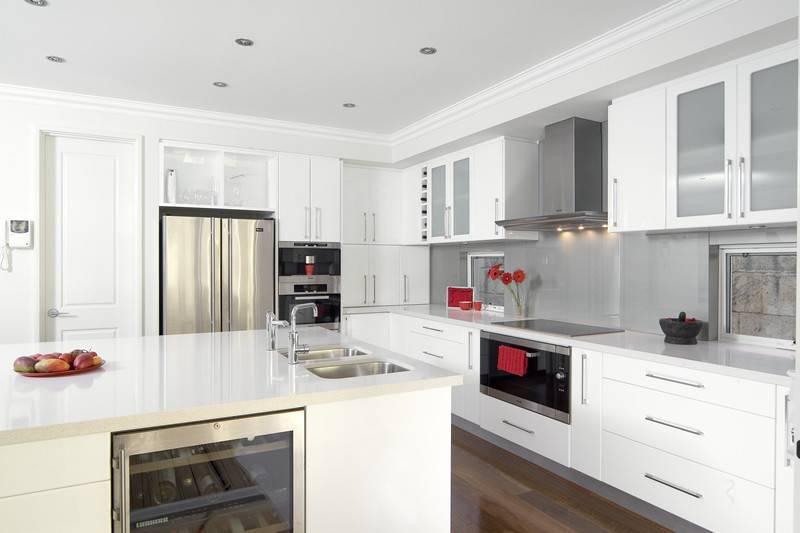Gloss Kitchen Cabinet Matt