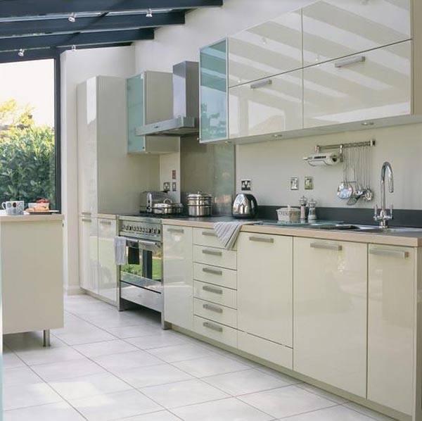 Gloss Kitchen Design Ideas High Kitchens Modern