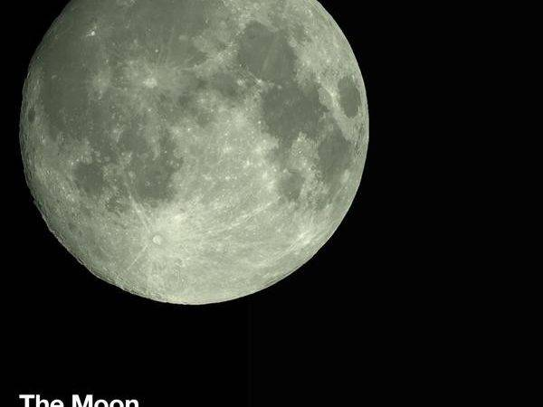 Glow Dark Moon Print Atomic Printworks
