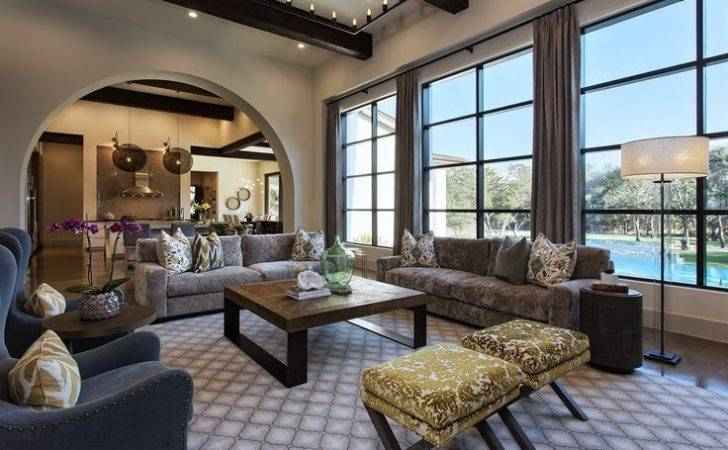 Glynis Wood Interiors Living Room Decor