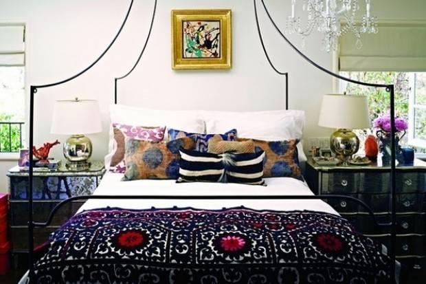 Going Global Tribal Print Spaces California Home Design