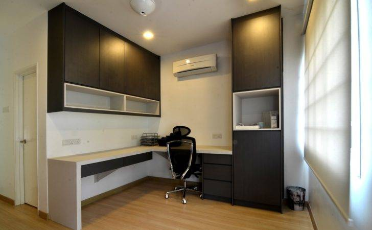 Golden Carpentry Malaysia Product Study Room