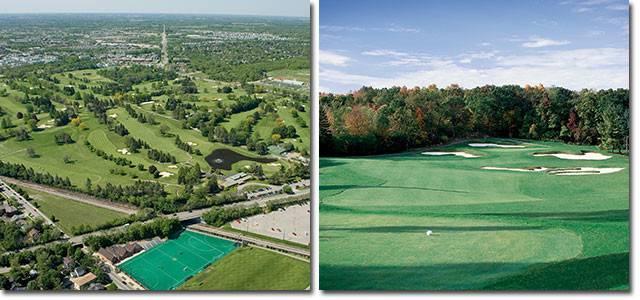 Golf Course Radrick Farms Honored Golfweek Michigan Men