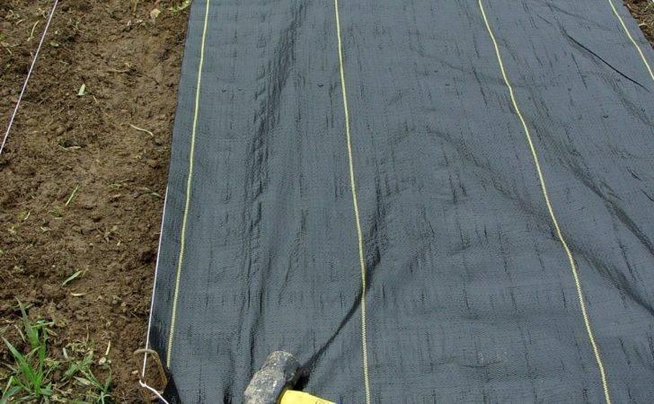 Good Install Landscape Fabric Under Gravel
