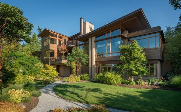 Good Looking Modern House Designs Look Seattle Contemporary Exterior
