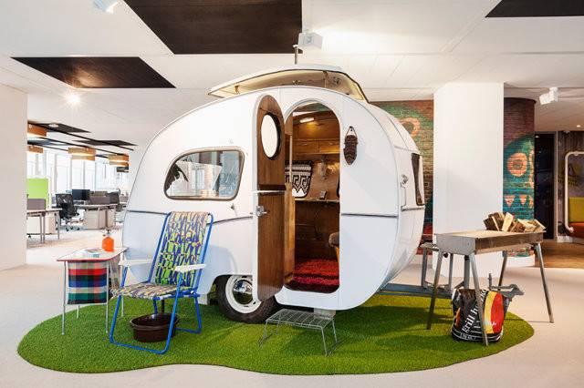 Google Craziest Offices Design Business