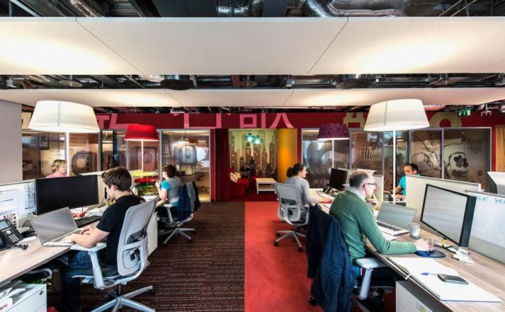 Google New Office Dublin