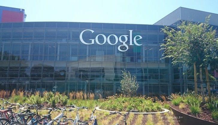 Google Office Tour