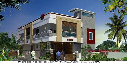 Google Search Residence Elevations House Construction Plans Chennai