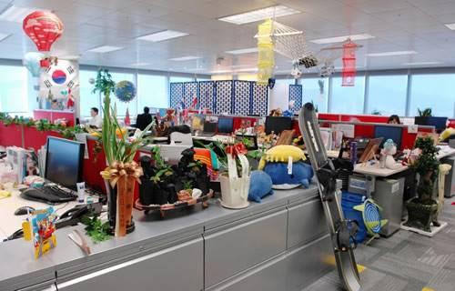 Googleplex Offices