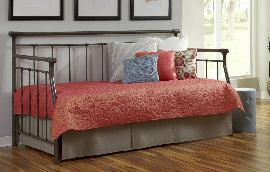 Gorgeous Daybed Cover Ikea Iron Frame Small Medium - Homes ...