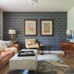 Gorgeous Midcentury Modern Room Geometric
