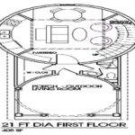 Grain Bin House Floor Plans Gazebo Homes