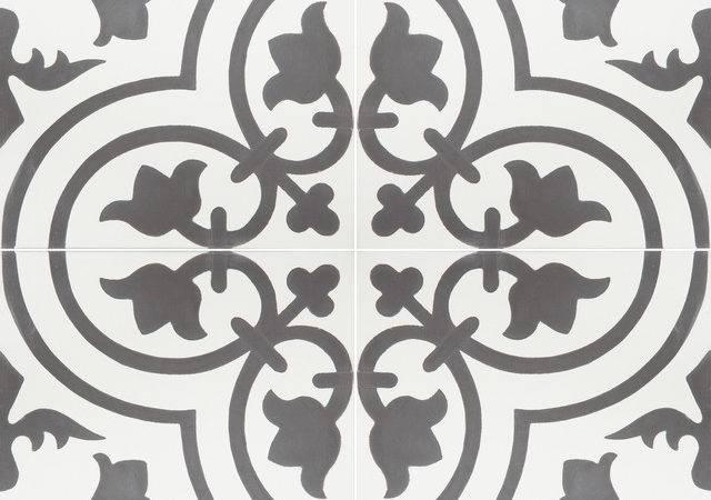 Granada Cement Tile Cluny Design Contemporary Los