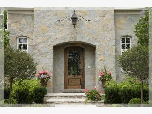 Grand Entrance Home Garden Design Ideas