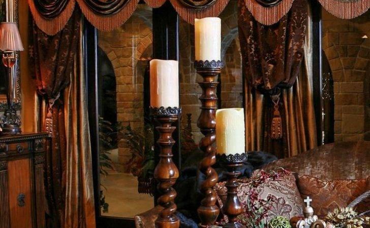 Grandeur Designs Warmth Tuscan Decor Pinterest World Style