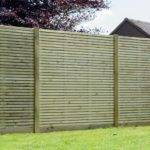 Grange Contemporary Fence Panels Sue Within Garden