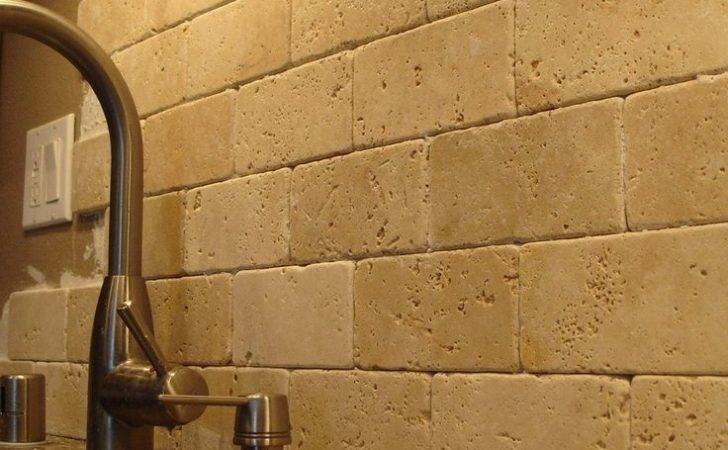 Granite Backsplash Ideas Santa Cecilia Kitchen